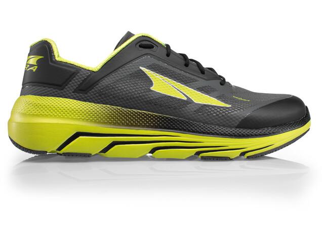 Altra Duo Buty do biegania Mężczyźni żółty/szary
